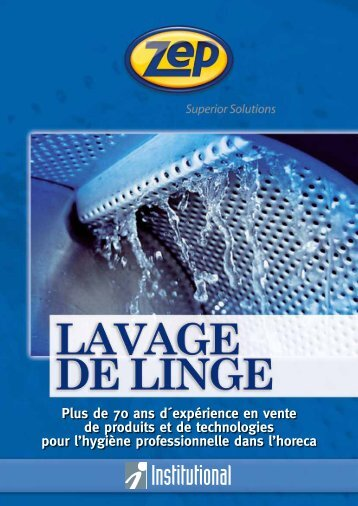 Lavage de linge - zepindustries.eu