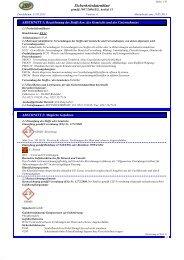 Sicherheitsdatenblatt (SDB) - zepindustries.eu