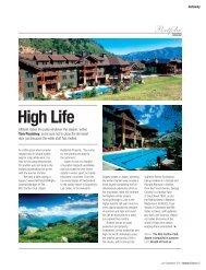High Life - Upward Curve