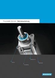 Pneumatik-Zylinder - Mader