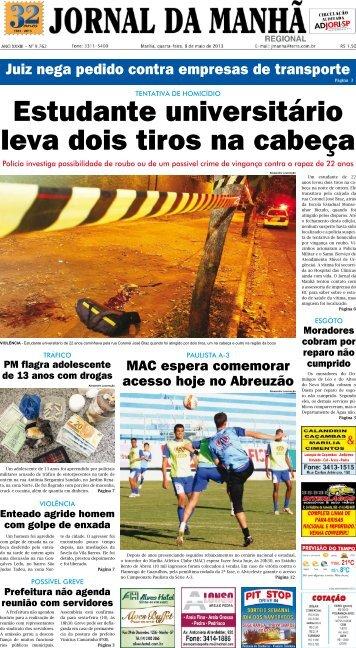Juiz nega pedido contra empresas de transporte - Jornal da Manhã