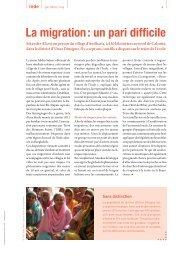 Journal TdH n°104 p. 6-7 - Terre des Hommes Suisse