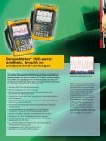 Brochure Fluke serie 120 scopemeters - Brink Techniek - Page 2