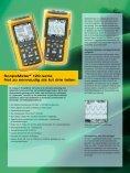 Brochure Fluke serie 120 scopemeters - Brink Techniek - Page 6