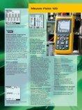 Brochure Fluke serie 120 scopemeters - Brink Techniek - Page 7