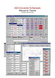 Handleiding Datalogger spanning/stroom - Brink Techniek