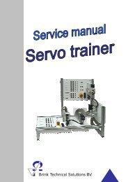 Handleiding / service manual - Brink Techniek