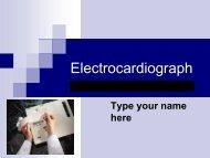 Electrocardiograph - nocookie.net