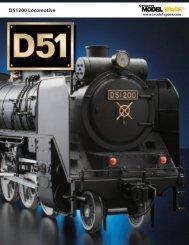 D51200 Locomotive - Model Space