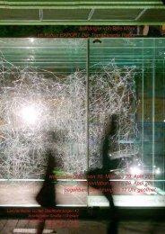 Kubus EXPORT Der Transparente Raum work in ... - photoglas