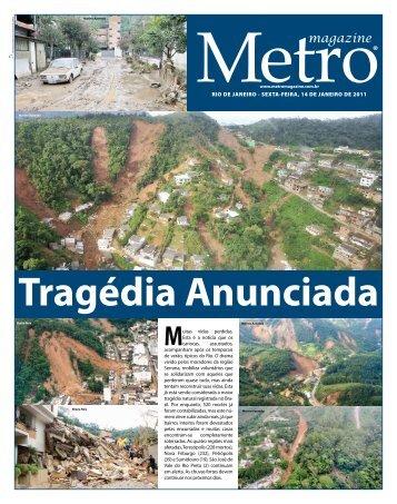 brasil - Metro Magazine