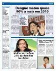 perigo iminente: dengue dobra no brasil - Metro Magazine - Page 4