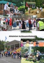 kyläsuunnitelma 2016 - Pori
