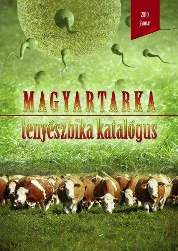 2010. január - Magyartarka Tenyésztők Egyesülete
