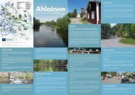 Ahlainen Peace and nature next to a lively town - Pori