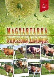 2012. január - Magyartarka Tenyésztők Egyesülete