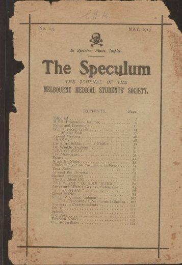 May, 1919