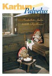Karhunpalvelus 5/2004 - Pori
