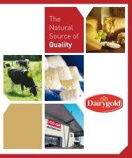 Snapshot Brochure - Dairygold