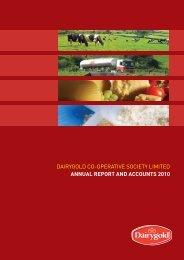 2010 Annual Report - Dairygold