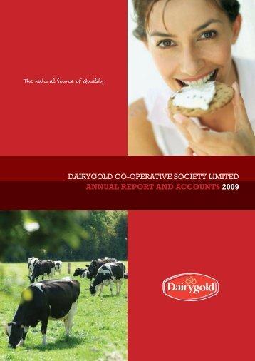 Annual Report 2009 - Dairygold