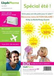 Lloydspharma Juin Flyer (FR)