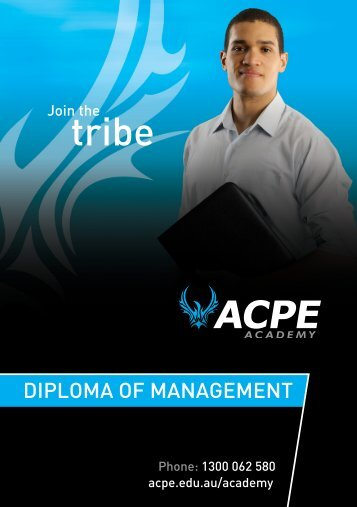 Diploma of management - AIAS