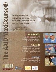 mentorship training - Tatum Surgical Inc.