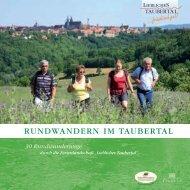 Wein-Tauber-Wanderweg - Bad Mergentheim