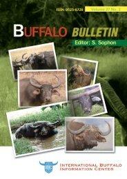 International Buffalo Information Center - International Buffalo ...