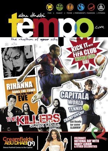 Killers - Tempoplanet