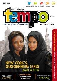 NEw YORk'S gUggENHEIM gIRLS - Tempoplanet