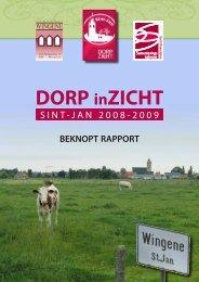 DORP inZICHT - Gemeente Wingene