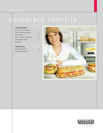 corporate identity - Hobart Canada