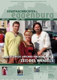 (2,64 MB) - .PDF - Stadtgemeinde Eggenburg