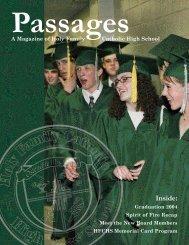 Graduation 2004 - Holy Family Catholic High School