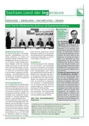 ingservice - Ingenieurkammer Sachsen