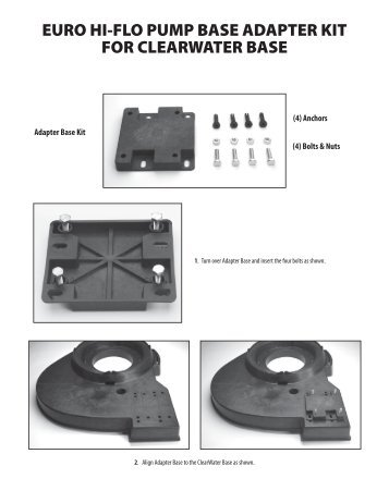 56 frame executive euro pump safety instructions. Black Bedroom Furniture Sets. Home Design Ideas