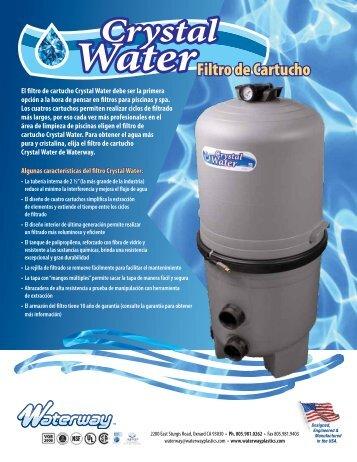 Filtro de Cartucho - Waterway Plastics