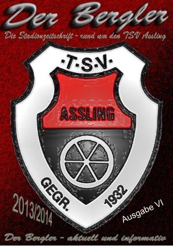 Der Bergler VI - TSV Assling