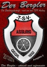 Der Bergler II - TSV Assling