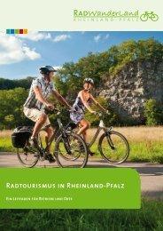 Radtourismus in Rheinland-Pfalz - ILE-Region Westrich