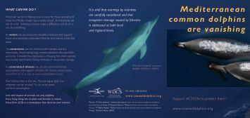 for general public - Cetacean Alliance