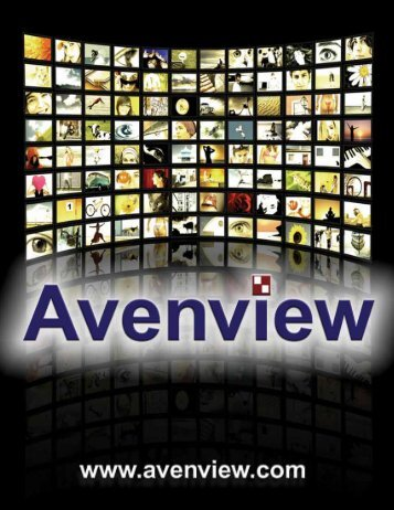Features - Avenview.com