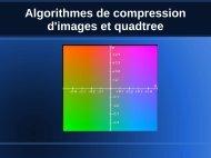 Algorithmes de compression d'images et quadtree - Ensiwiki