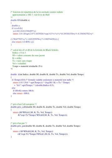 Calculatrices et loi normale 1 - Table de loi normale centree reduite ...