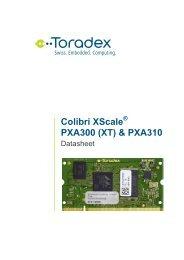 Colibri Fastener - Toradex