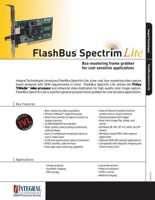 FLASHBUS SPECTRIM WINDOWS 8 X64 DRIVER DOWNLOAD