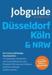 Kontakt- Infos - Jobguide