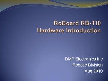 COM 1 - RoBoard